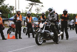 為何需要安駕訓練?BMW Motorrad騎士技巧養成特訓班