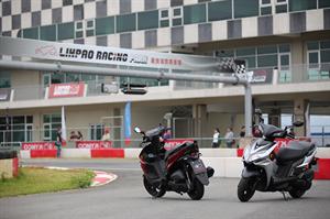 KYMCO Racing S 150 麗寶實測速報!!