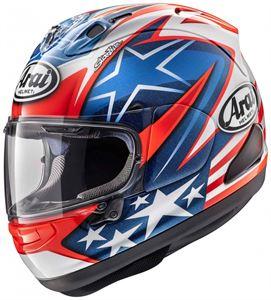 Nicky Hayden版SB Arai RX-7X安全帽