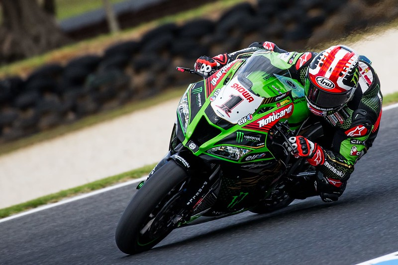 為什麼KAWASAKI不進MotoGP?